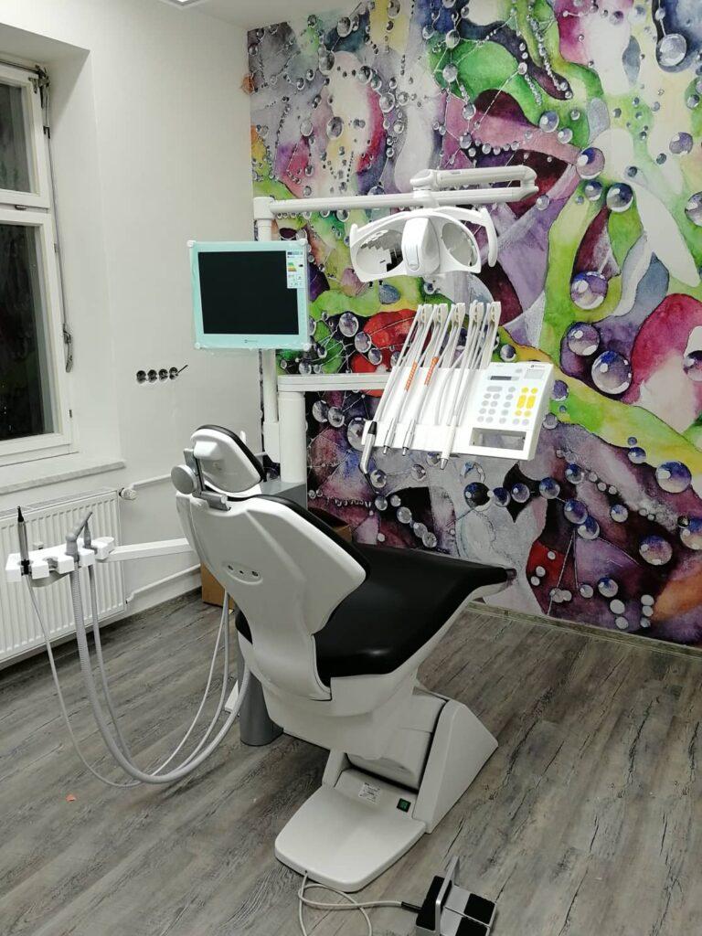 zubní ordinace Hradec Králové